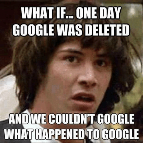 Google what is the date