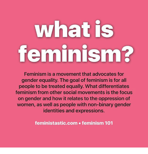 the evolution of feminism and the internet as a medium for gender equality The view most commonly identified with feminism in popular many of these acts make women's bodies into a medium of (ed), 2003, evolution, gender, and.