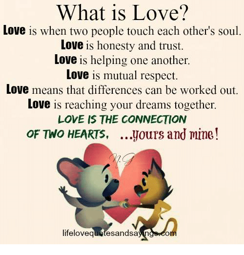 Love Each Other When Two Souls: 25+ Best Memes About What Is Love