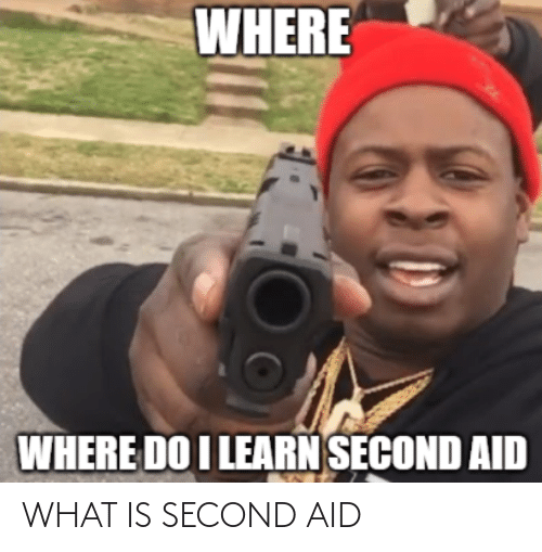 What Is: WHAT IS SECOND AID