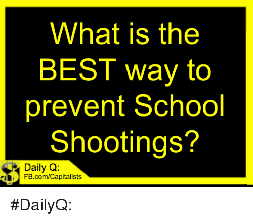 School Shooting Statistics 2018: 25+ Best Memes About School Shootings