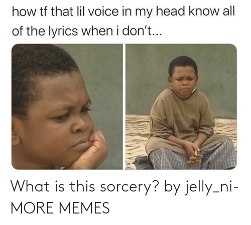 sorcery: What is this sorcery? by jelly_ni- MORE MEMES