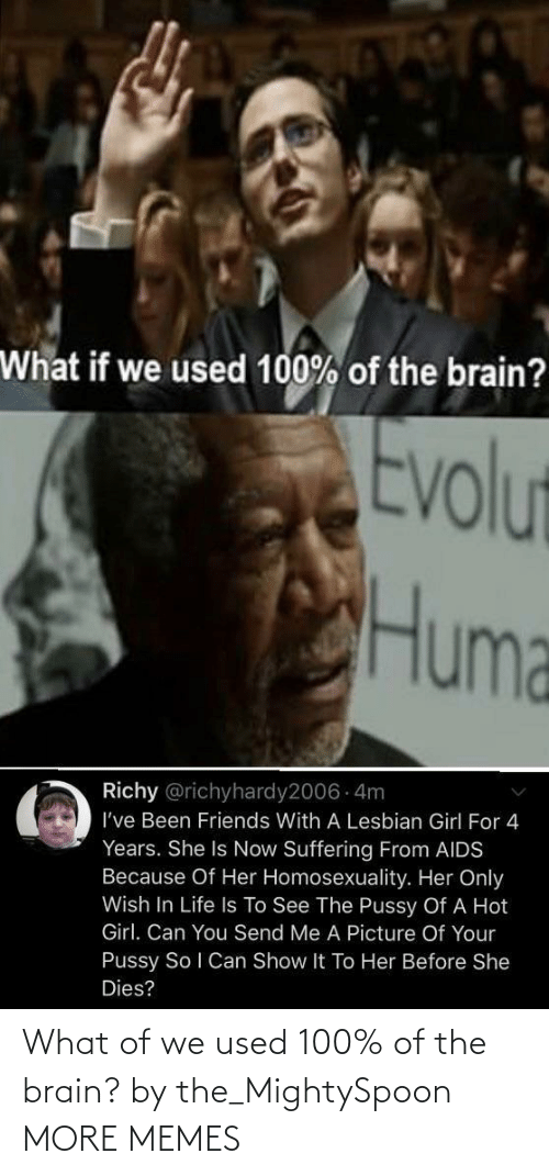 the brain: What of we used 100% of the brain? by the_MightySpoon MORE MEMES