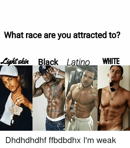 How to attract white guys if you re black