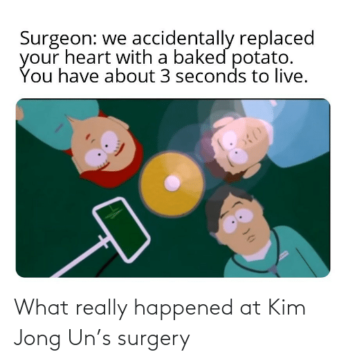 surgery: What really happened at Kim Jong Un's surgery
