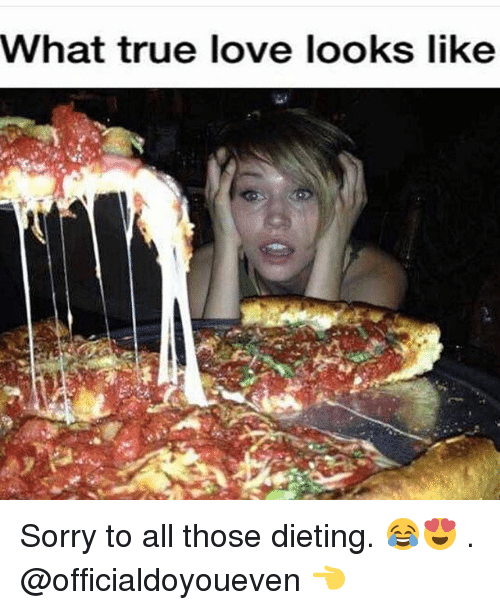 Gym: What true love looks like Sorry to all those dieting. 😂😍 . @officialdoyoueven 👈