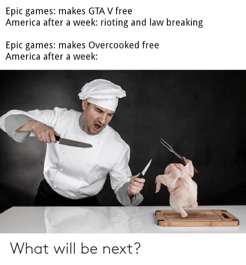 what: What will be next?