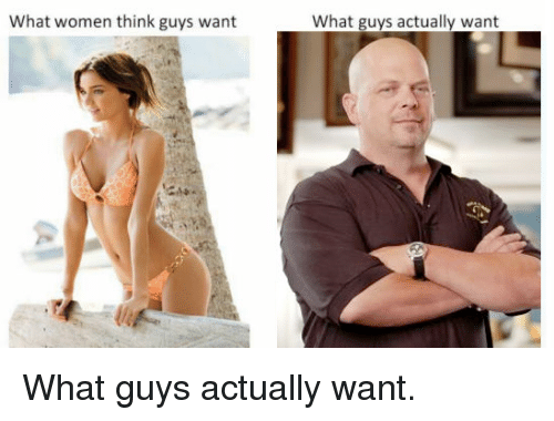 What Makes A Woman Want A Man