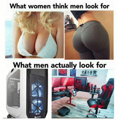 What Guys Look For In Girls