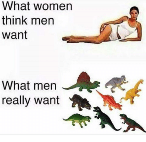 What Men Really Want: What women  think men  want  What men  really want