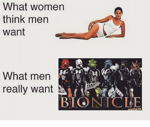 What french men want