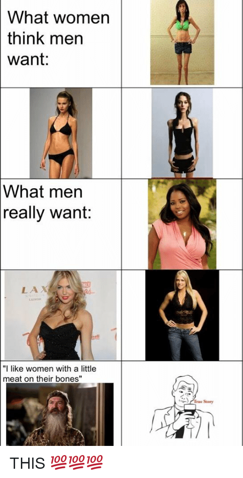 what guys really like in a girl