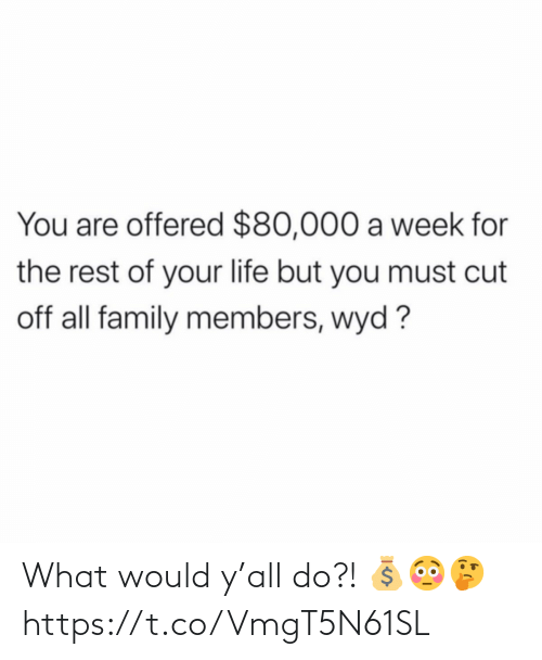 SIZZLE: What would y'all do?! 💰😳🤔 https://t.co/VmgT5N61SL