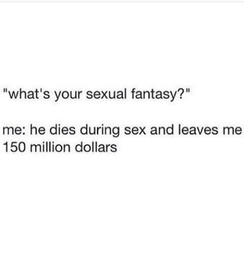 What'S Your Sex Fantasy 48