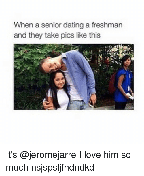 sophomore girl dating freshman I am aware senior and freshman is generally viewed as creepy, but how is senior dating sophomore seen as it's common at my school, but in general, what do people think of it.
