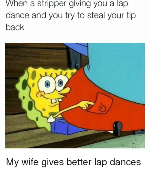 how to give a good lap dance