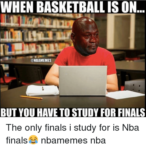 25+ Best Memes About Studying For Finals