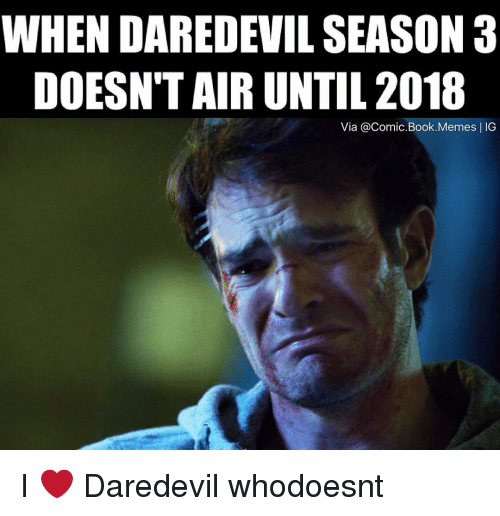 Really Funny Memes 2018 : Funny daredevil memes of on sizzle avengers