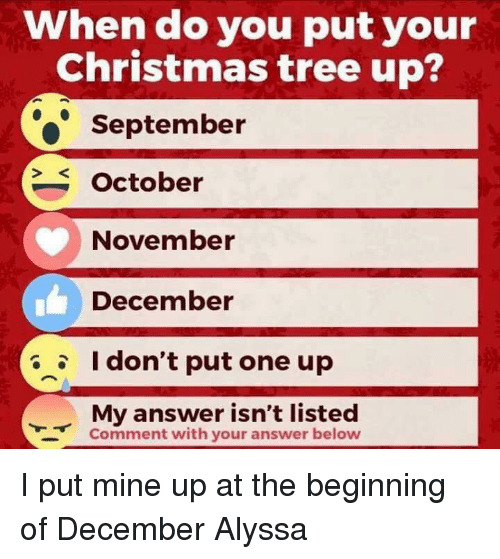 28 Best When Are You Supposed To Put Up Christmas