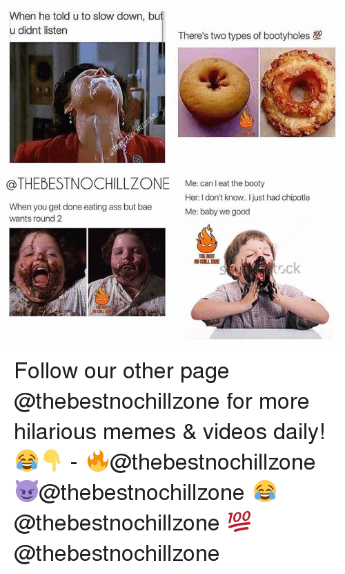 Funny Eat the Booty Memes of 2016 on SIZZLE