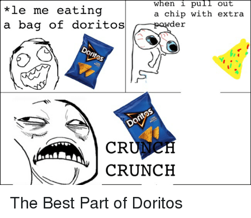 Chips Eating Trolling - 0425