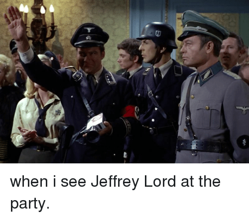 Party, Lord, and Jeffrey