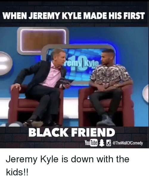 Kyle And His Friend