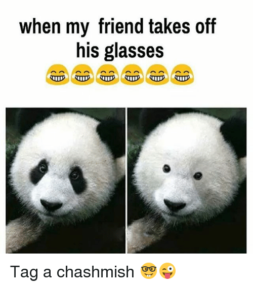 Glasses, Dekh Bhai, and International: When my friend takes off  his glasses Tag a chashmish 🤓😜