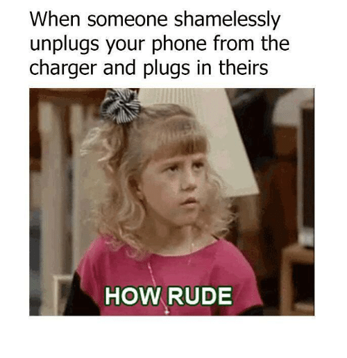 25 Best Memes About How Rude How Rude Memes