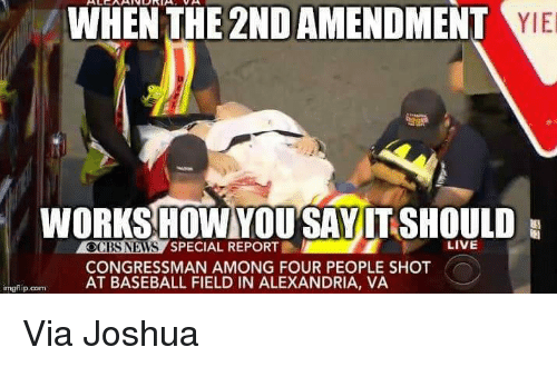 WHEN THE 2NDAMENDMENT YIE WORKS HOWYOU SAY IT SHOULD ...