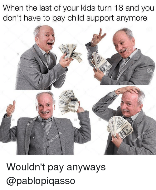how to pay the least amount of child support