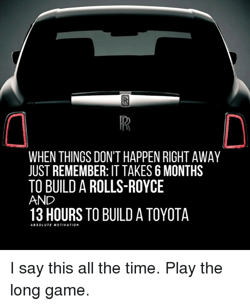 Build A Rolls Royce Game