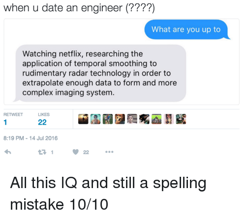 engineer dating