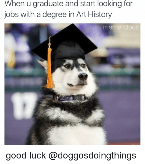 Art History most marketable masters degrees 2017