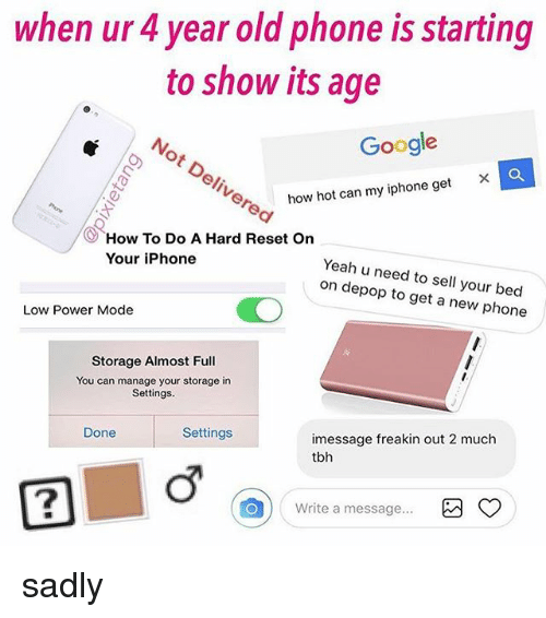 how to get storage on your iphone 25 best memes about reset reset memes 20118