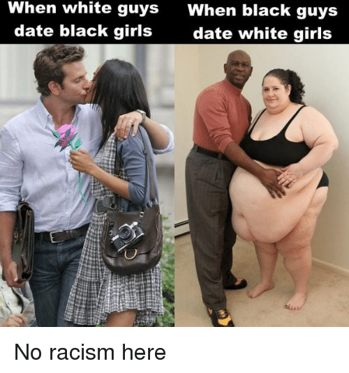 free white girl dating