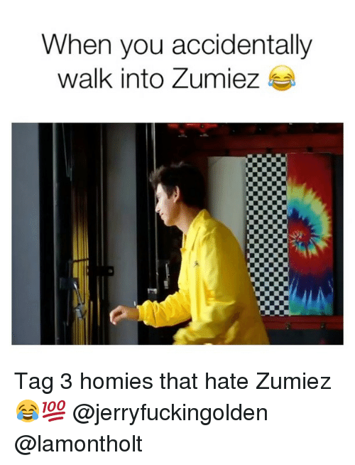 Skate, You, and Homies: When you accidentally  walk into Zumiez Tag 3 homies that hate Zumiez 😂💯 @jerryfuckingolden @lamontholt