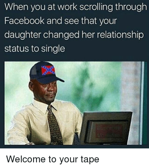 view relationship on facebook