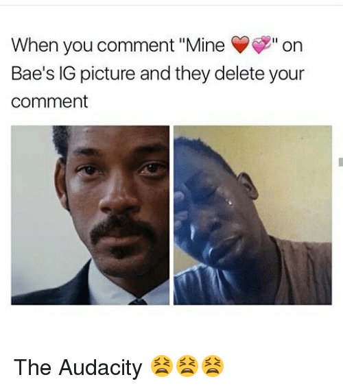 Funny Memes For Ig : Funny bae memes of on sizzle sharone