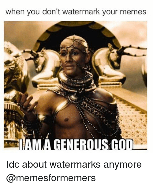 Funny, Meme, and Memes: when you don't watermark your memes Idc about watermarks anymore @memesformemers