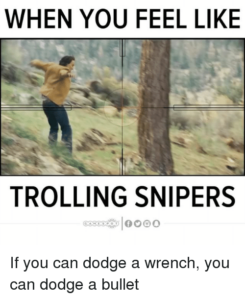 Search sniper Memes on me.me