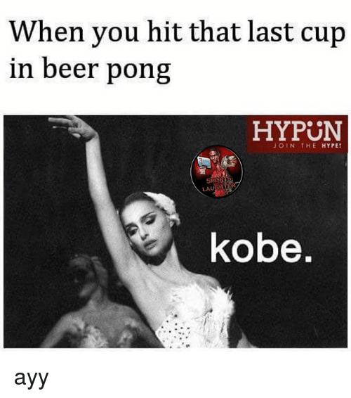 hit cup
