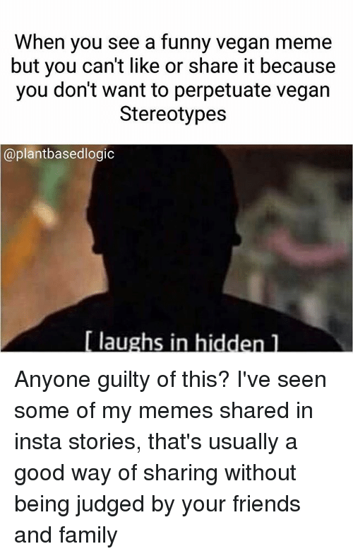 anyone can be guilty of stereotyping