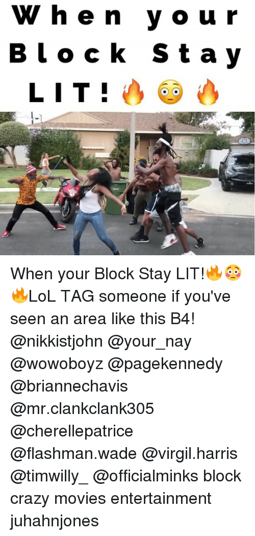 Virgil: When youir  Blo ck Stay  LI T! When your Block Stay LIT!🔥😳🔥LoL TAG someone if you've seen an area like this B4! @nikkistjohn @your_nay @wowoboyz @pagekennedy @briannechavis @mr.clankclank305 @cherellepatrice @flashman.wade @virgil.harris @timwilly_ @officialminks block crazy movies entertainment juhahnjones