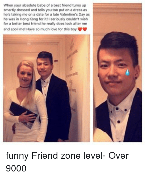 from Kaysen friend zone after dating