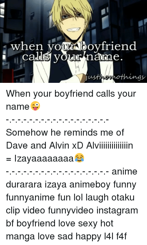 sexy names to call your bf
