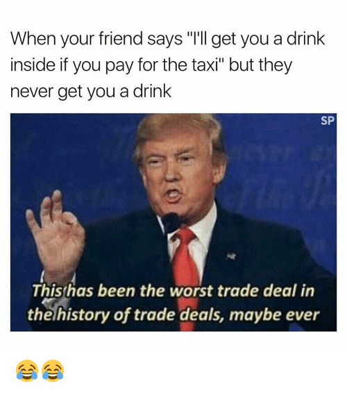 The Worst Trade Deal