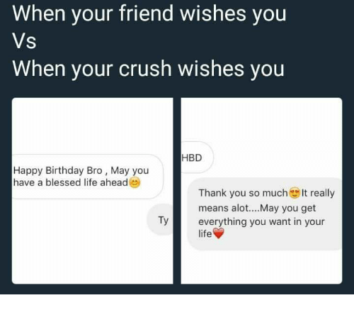 Birthday Quotes For Celebrity Crush: 25+ Best Memes About Blessed, Crush, Life, And Memes