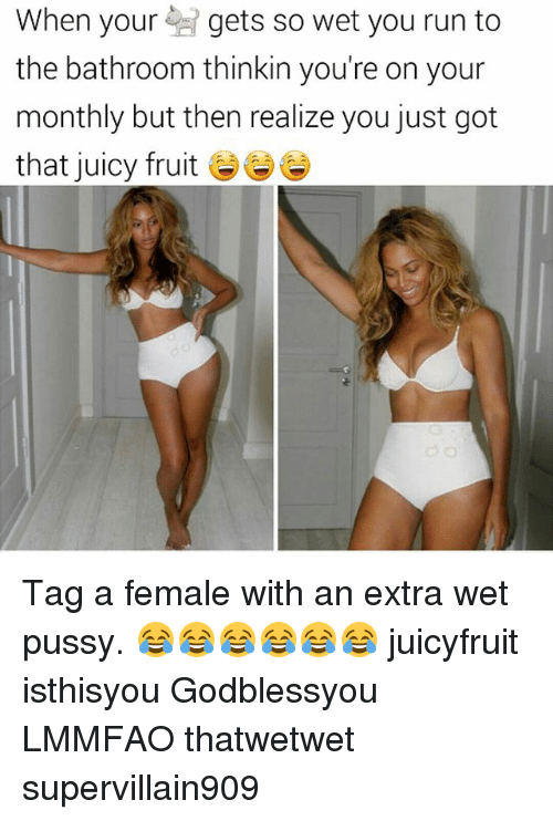 Your Pussy Is So Wet 35