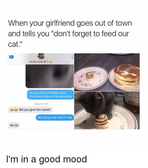 What to do when girlfriend is mad